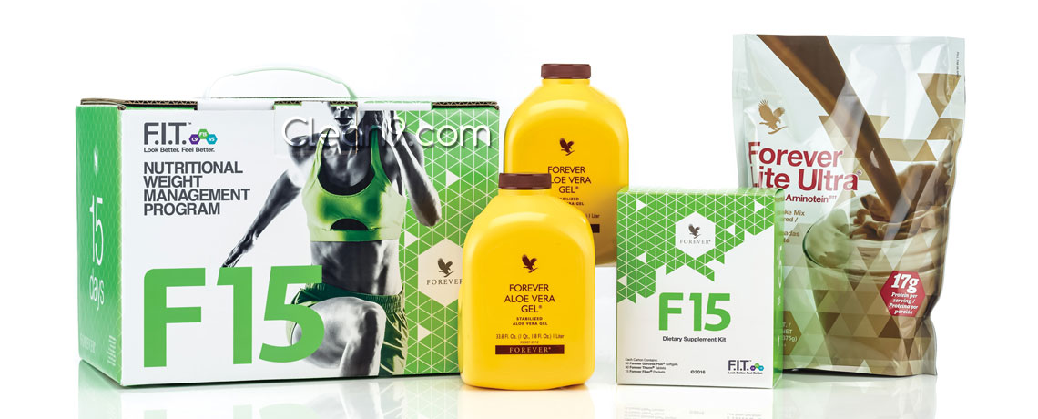 Forever FIT: F15 Beginner Weight Loss & Fitness Programme Pack – Chocolate